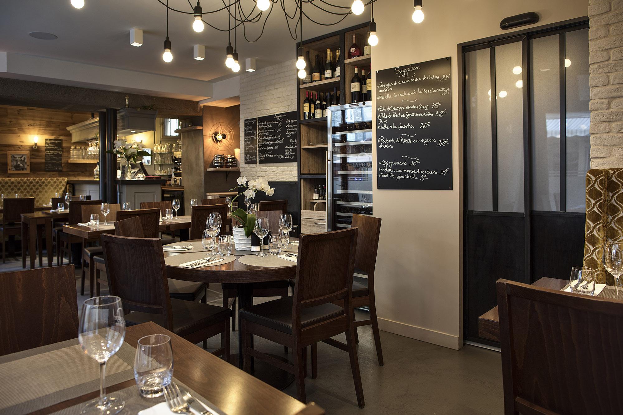 Restaurant La Porte St Claire Annecy